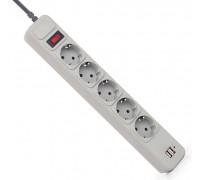 Сетевой фильтр Krauler KR-5-3M(USB)