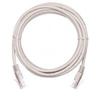 Коммутационный шнур NETLAN U/UTP 0,3м