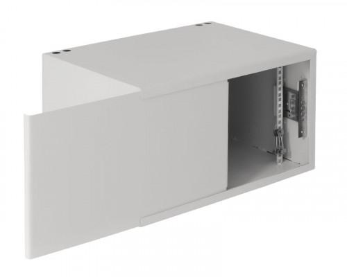 Настенный антивандальный шкаф пенального типа 7U