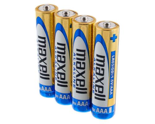 Батарейка AAA LR03 Maxell (Мизинчиковая)