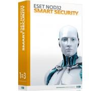 Антивирус ESET NOD32 Smart Security на 3 ПК 2 года (продление), электронная лицензия