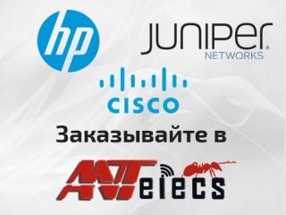 HP, CISCO, IBM, LENOVO, EMC, JUNIPER в ANTelecs